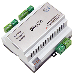 Larnitech DIN RAIL ACTUATORS